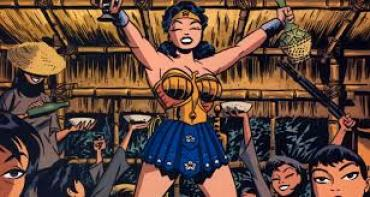 Wonder Woman Darwyn Cooke