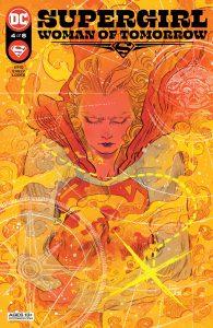 SUpergirl WOman of Tomorrow 4 DC COmics News