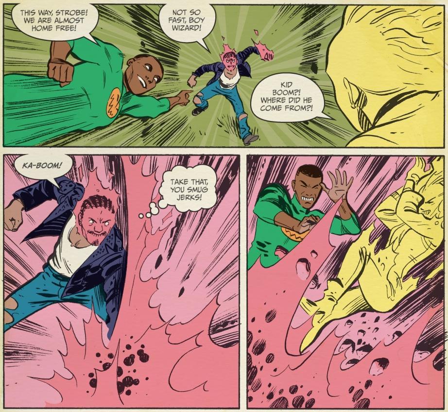 The Unbelievable Unteens #2 - DC Comics News