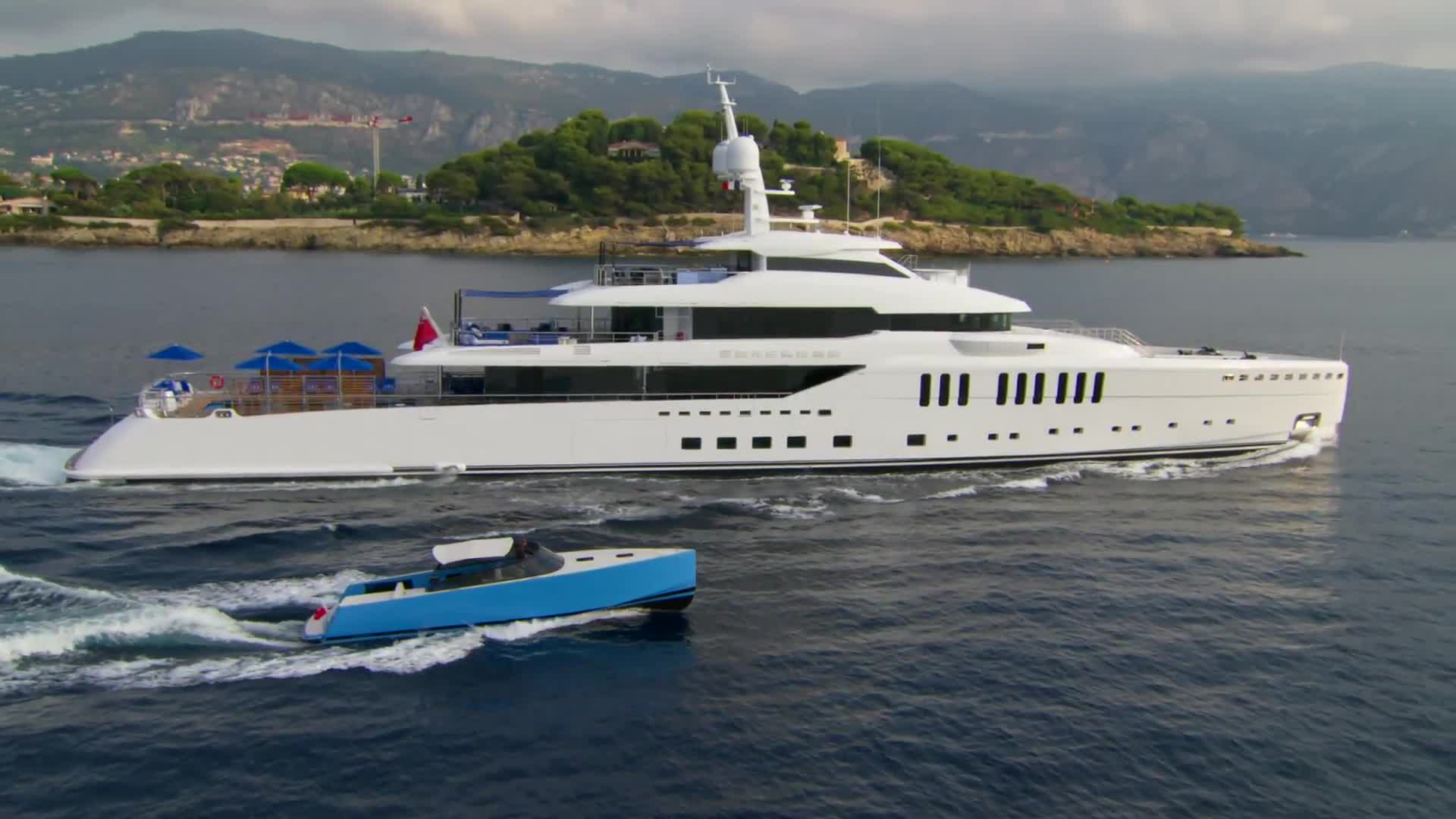 Tour the Magnificent Modern Yacht Seasense