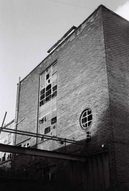 'Broken Windows', Sheffield