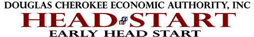 Logo for Douglas Cherokee Economic Authority, Inc. Head Start / Early Head Start