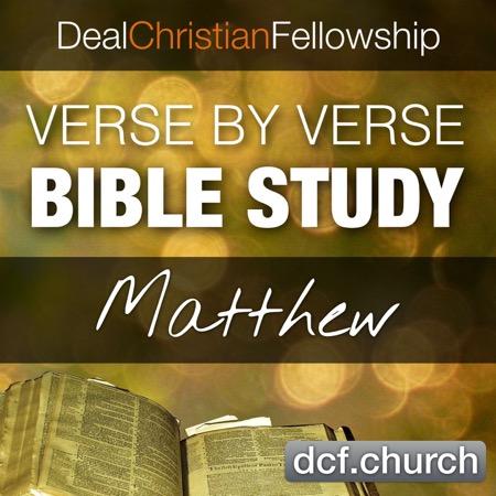 Matthew – Deal Christian Fellowship