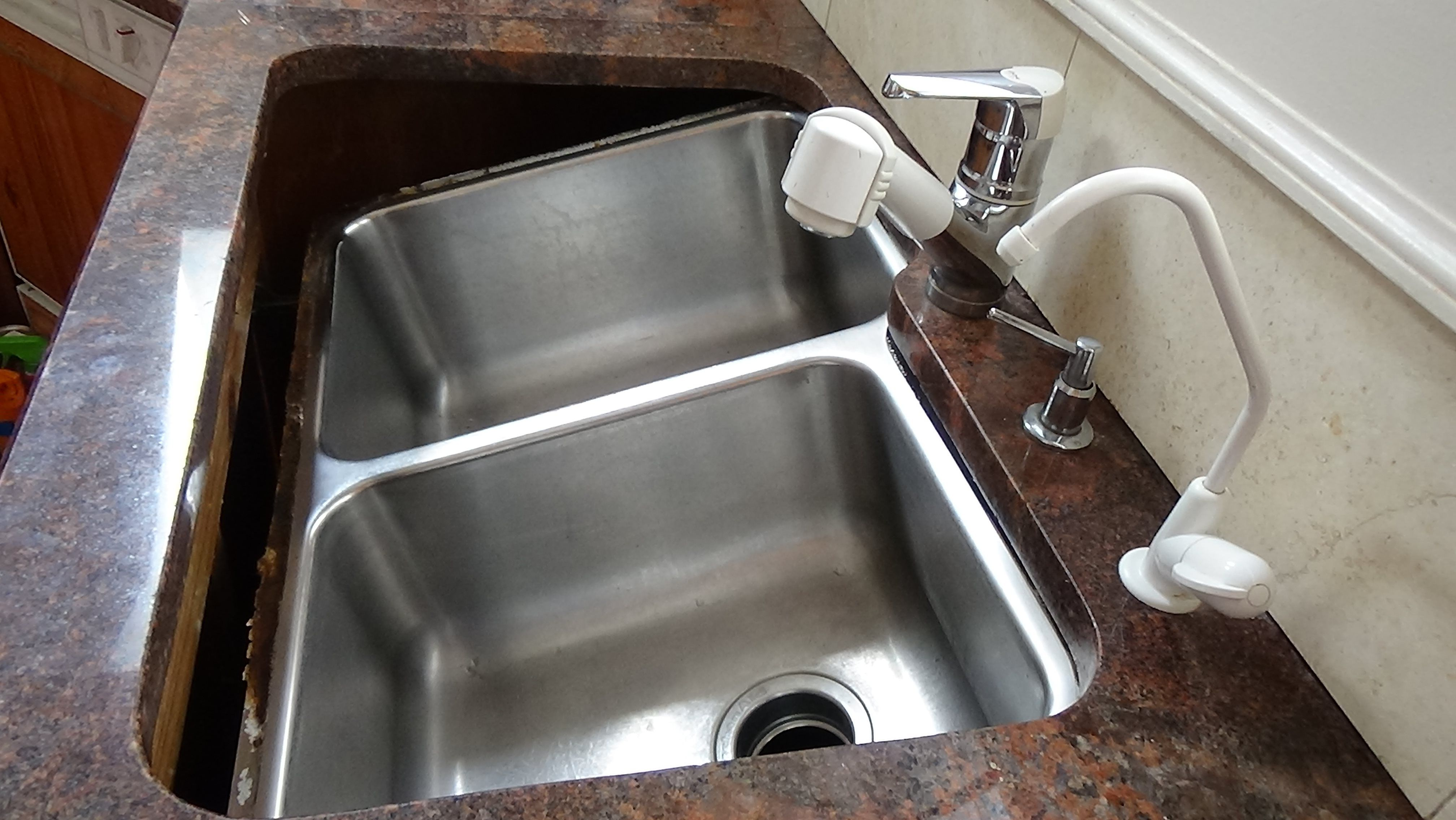 undermount sink support system cinclips