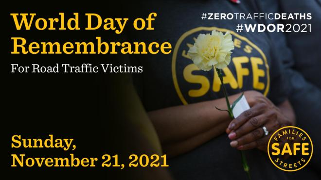 World Day of Remembrance 2021