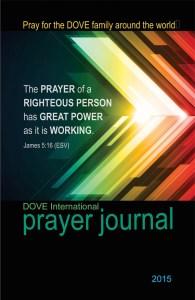 Prayer Journal cover 2015