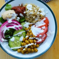 Greek Buddha Bowl