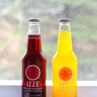 DIY Bud Vase with IZZE