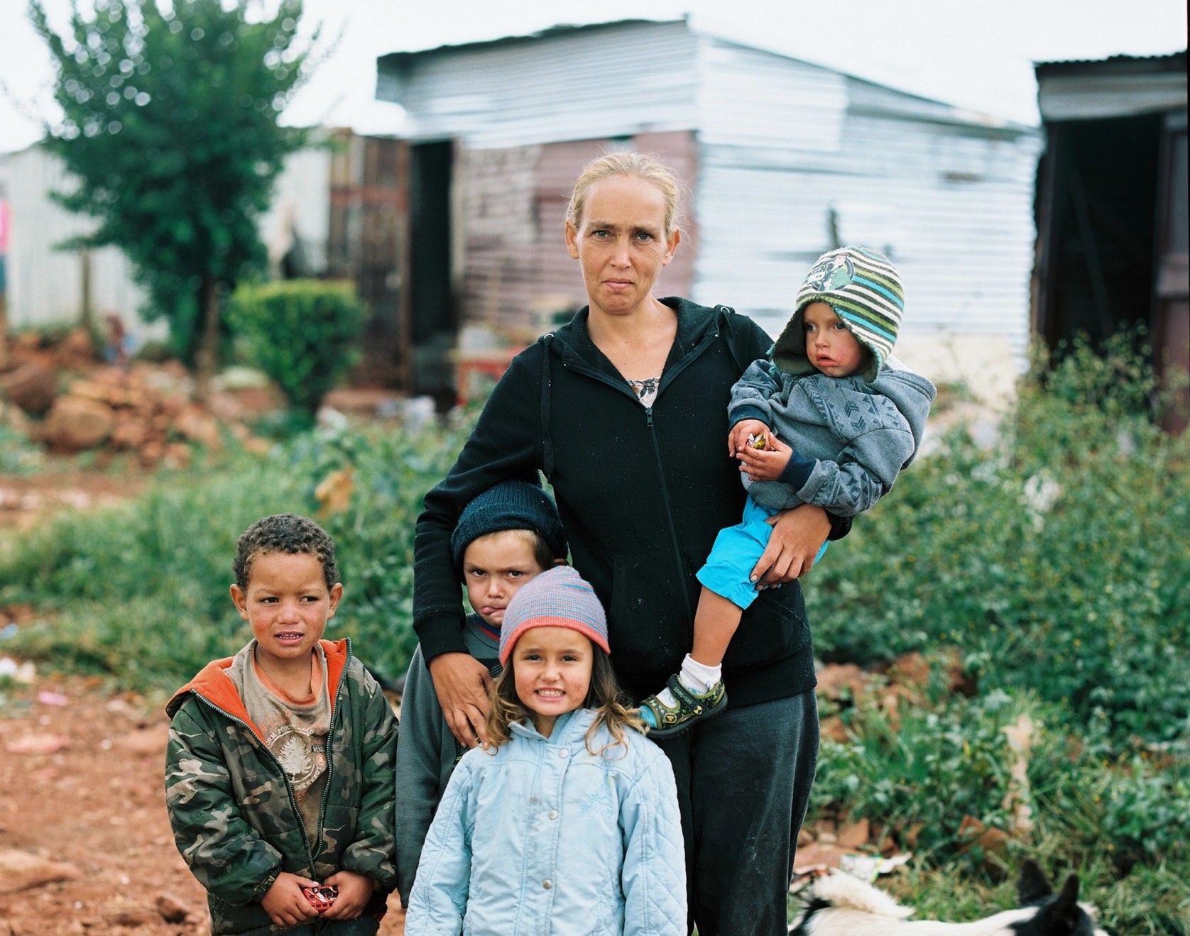 A Portrait Of Life In South Africa S White Only Squats