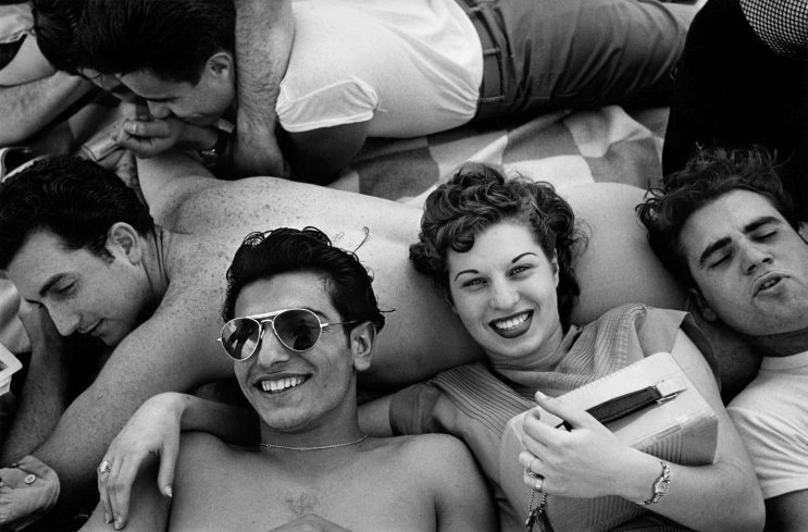 Harold Feinstein: America's forgotten photographer