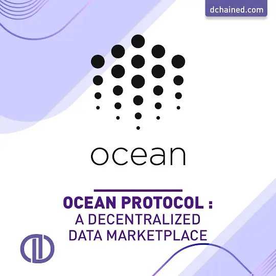 OCEAN Protocol (OCEAN) Decentralized Data Marketplace