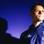 """Mexicano Javier """"Chicharito"""" Hernández de LA Galaxy, actual goleador de la liga, es elegido Jugador del Mes de la MLS"""