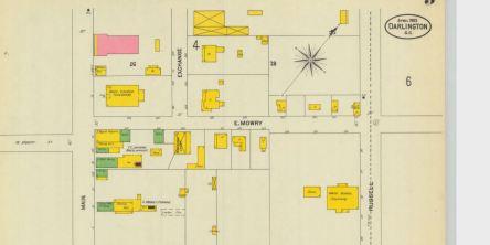 Street Map 1902 - Darlington - Macedonia