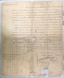 Deed from J. James Kilgore to William Fulconer - 1788