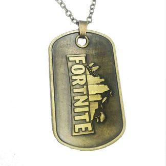 Fortnite Necklace Skull Trooper