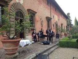 Villa Viamaggio - musicians from Firenze
