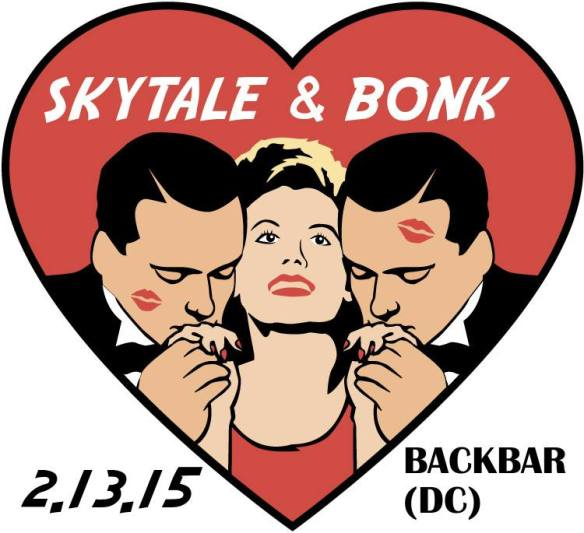 Bizarre Love Encounters w/ Skytale & Bonk at Backbar
