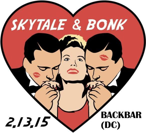 Bizarre Love Encounters w/ Skytale & Bonk at Backbar
