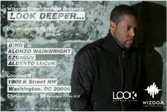 Wizdom Entertainment Presents: Looking Deeper at Look Supper Club