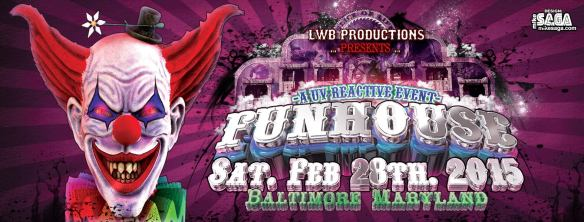 LWB Productions Presents Funhouse at Bambou, Baltimore