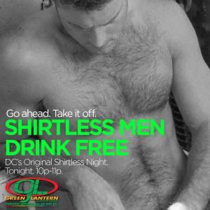 shirtlesspride