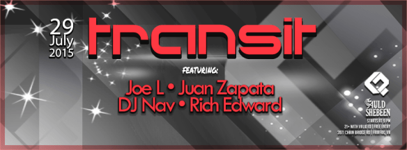 TRANSIT - Extreme House Makeover with Juan Zapata, Joe L, DJ Nav &