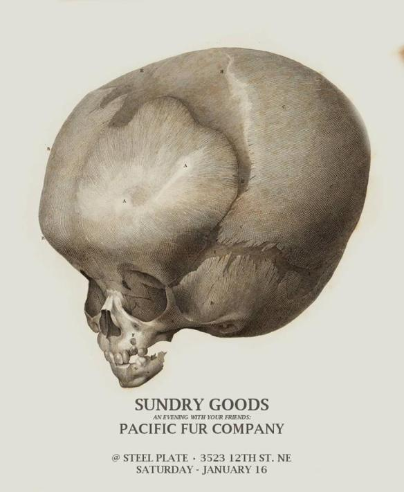 Sundry Goods at Steel Plate