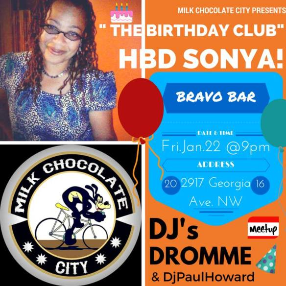The Birthday Club with Dromme & Dj Paul Howard at Bravo Bar
