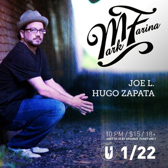 Mark Farina with Joe L. and Hugo Zapata at U Street Music Hall