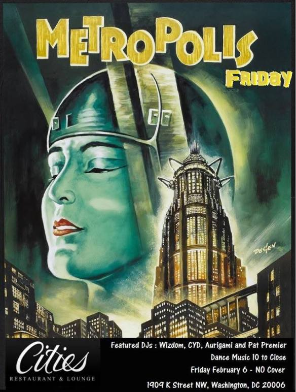 Metropolis at Cities