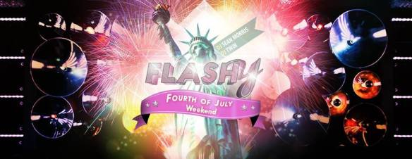 Flashy Sundays Fourth of July Weekend with DJ TWiN and Sean Morris at Flash