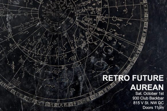 Retro Future & Aurean at Backbar