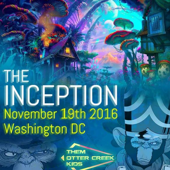The Inception at Eden Lounge