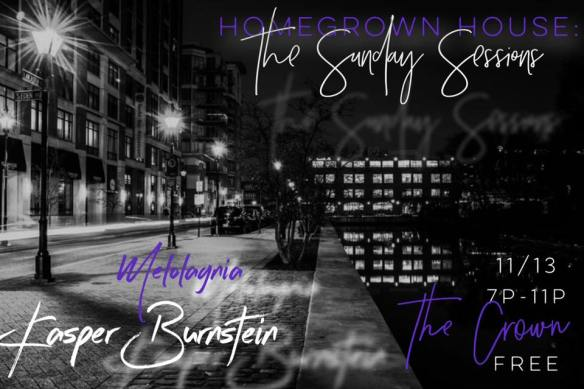 Homegrown House: The Sunday Sessions at The Crown, Baltimore