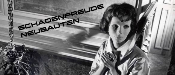 Schadenfreude Neubauten at Dr Clock's Nowhere Bar