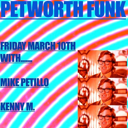 Petworth Funk with Mike Petillo & Kenny M at The Looking Glass Lounge, Petworth