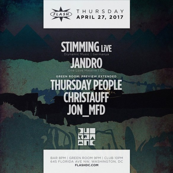 Preview Latenight Rooftop Happy Hour with Thursday People