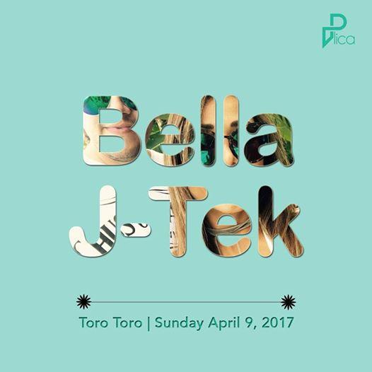 Plica Presents J-Tek & Bella at Toro Toro DC