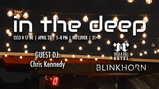 In The Deep 001 with Blinkhorn & Chris Kennedy at Rock and Roll Hotel