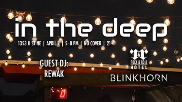 In The Deep 000 with Blinkhorn & Rewak at Rock'n'Roll Hotel