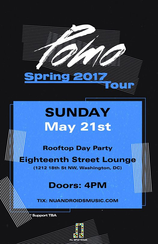 Day Party with Pomo at Eighteenth Street Lounge