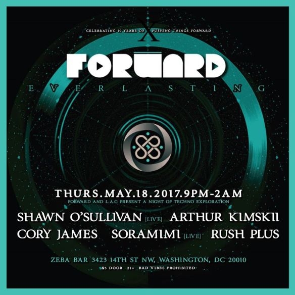 Forward and L.A.G present: A Night of Techno Exploration at Zeba Bar