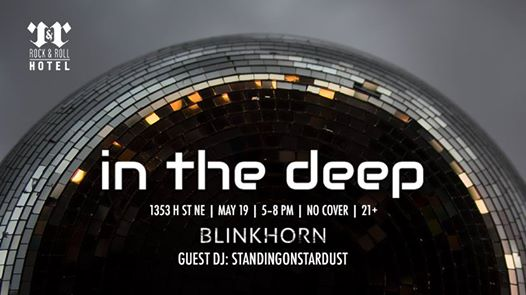 In The Deep 003 with Blinkhorn & Standing on Stardust at Rock'n'Roll Hotel