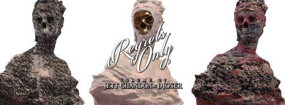 Regrets Only Vol 27 with Jett Chandon & Djoser at Ten Tigers Parlour