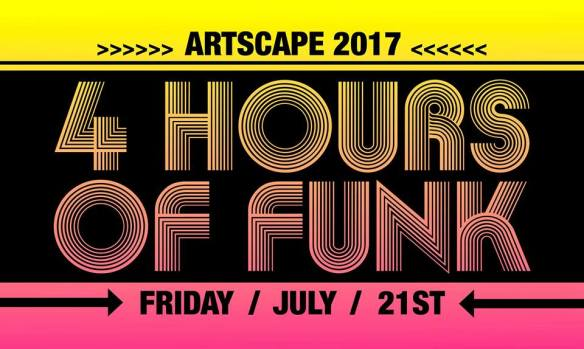4 Hours of Funk Artscape Edition with Graham Hatke and Fleg at The Windup Space, Baltimore