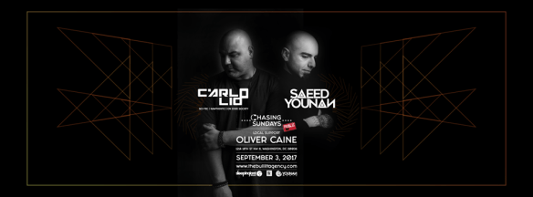 Final Chasing Sundays with Carlo Lio, Saeed Younan & Oliver Caine at Public Bar