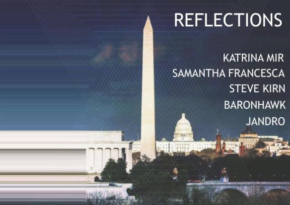 Reflections Labor Day Edition with Katrina Mir, Samantha Francesca, Steve Kirn, Baronhawk & Jandro at Jimmy Valentine's Lonely Hearts Club