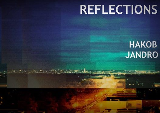 Reflections with Hakob and Jandro at Jimmy Valentine's Lonely Hearts Club