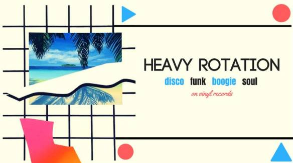 Heavy Rotation with Martín Miguel and Sean Peoples at Black Cat DC