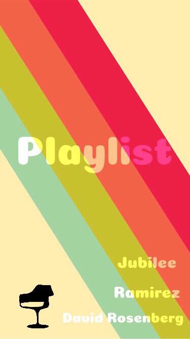 Playlist with Jubilee, Ramirez & David Rosenberg at Eighteenth Street Lounge
